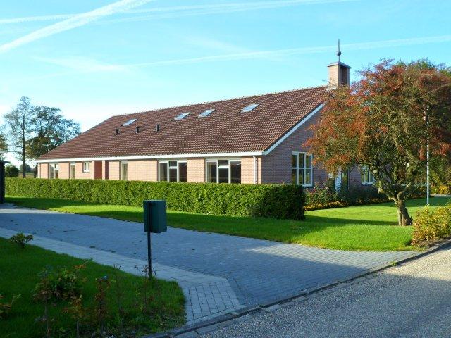 Nieuwbouw Hervormd Centrum, Giethoorn