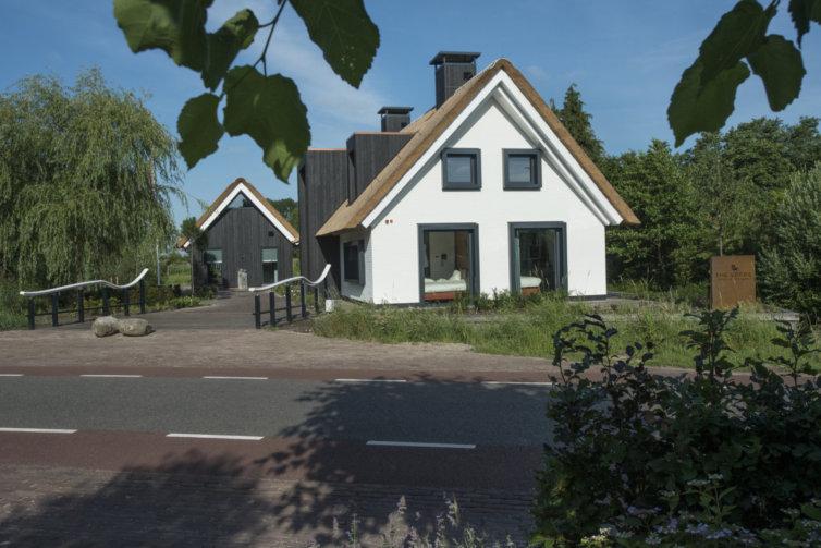 De Lindenhof, Nieuwbouw Lodge, Giethoorn