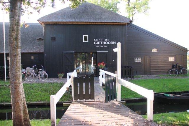 Verbouw Museum 't Olde Maat Uus